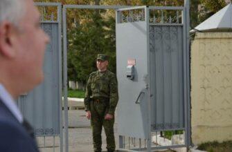 Стали известны подробности нападения на российских военных в Таджикистане