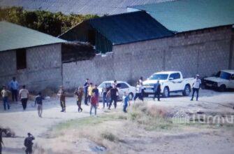 На границе между Таджикистаном и Киргизией есть погибшие с обеих сторон