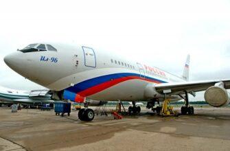 Ил-96 с двумя ПД-35 откроет для авиапрома новые горизонты
