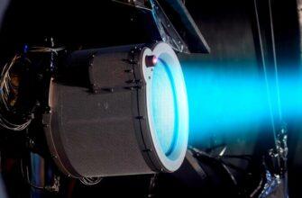 Китайцы испытали на орбите «карманный» ионный двигатель