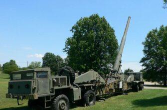 M65 Atomic Annie. Первая атомная пушка США