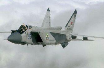 Китайский взгляд на российский перехватчики МиГ-31БМ