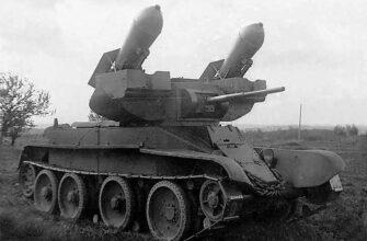 Ракетное вооружение для танков. Танковые торпеды «ТТ»