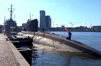 В Польше испугались российского подводного флота