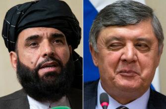 Представители Талибана прилетели в Москву на переговоры