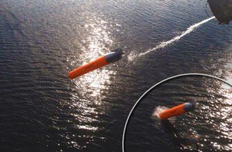 Противоторпедная торпеда SeaSpider («Морской паук»)