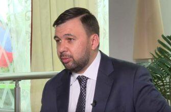 Пушилин: В идеале для Донбасса - стать федеральным округом РФ