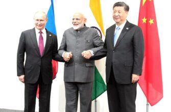 Россия создаёт мощный союз против западной гегемонии