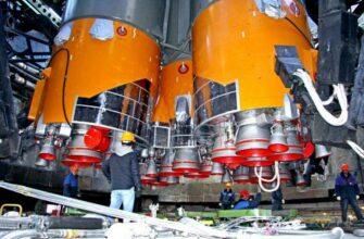 Новая ракета с метановым двигателем придет на замену «Союзам»