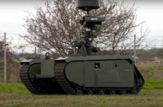 С русскими танками будут бороться роботизированные комплексы армии США