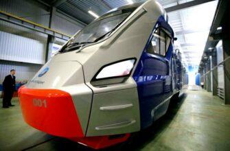 Россия готовится к серийному производству водородных поездов