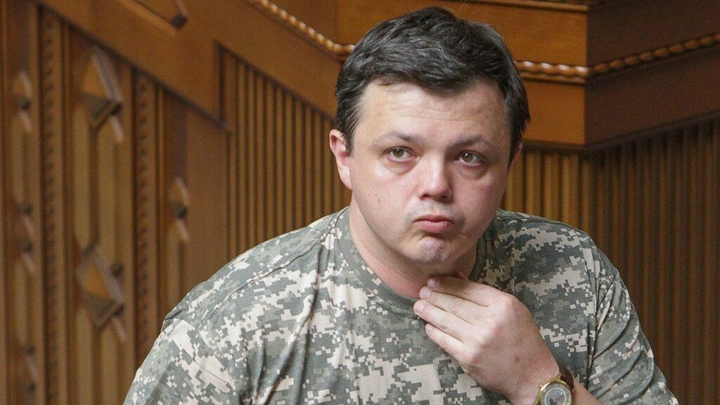 За кого петушиться Гришин-Семенченко под Львовом