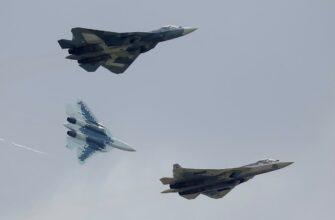 Алжир приобретёт Су-57, Су-34 и Су-35