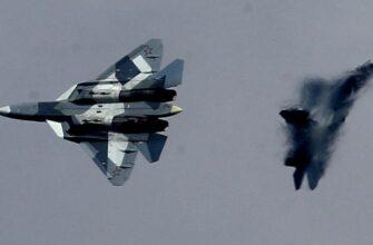 Важные различия между умными обшивками Су-57 и F-35A. На чём прокололись индийские эксперты?