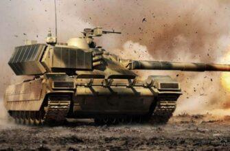 Издание The National Interest: Т-95 русский супертанк, от которого отказались