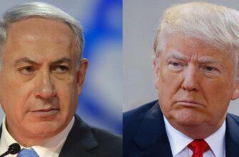 Израиль обвинили в прослушки Трампа