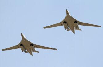 """Семь часов """"щекотали нервы"""" два российских Ту-160 трем натовским странам"""