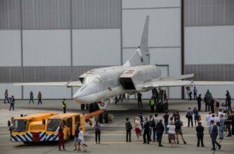 Всё о модернизированном Ту-22М3М