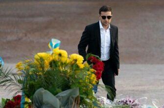 Зеленский стал 1-м президентом Украины, не прибывшим на официальную церемонию в Бабий Яр