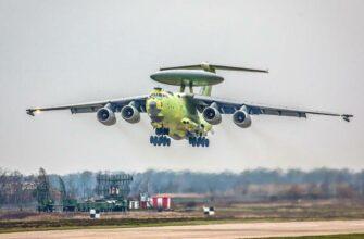 Российский А-100 станет достойным соперником американскому E-3