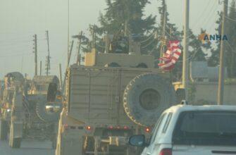 США уводят свои войска от турецкой границы в районе Таль-Абьяда