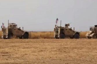 В Ираке потребовали от США убрать со своей территории войска, выведенные из Сирии