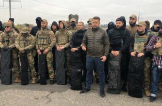 """Фашисты из """"Азова"""" не собираются уходить из Золотого"""
