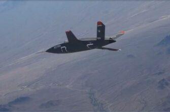 """Американские БПЛА """"XQ-58A Valkyrie"""" будут запускать с обычных морских контейнеров"""