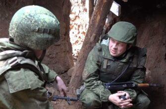 Александр Сладков: репортаж из окопов Донбасса