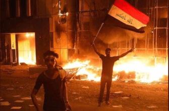 """""""Тихая"""" американо-иранская война превращается в """"Восстание в Ираке"""""""