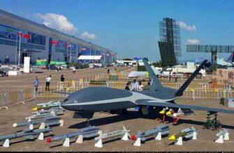 Китайские БПЛА с реактивными двигателями