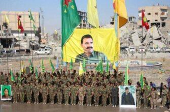Курды попросили помощи у Асада. САА входит в северные районы Сирии