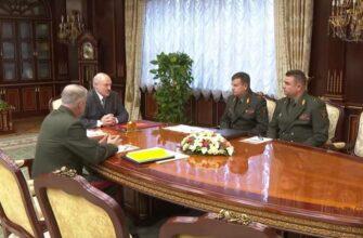 Лукашенко: 30 НАТО-вских танков просто смешно для нашей армии