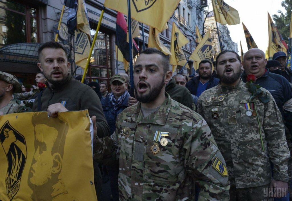 Батальоны просят крови… батальоны боятся мира…