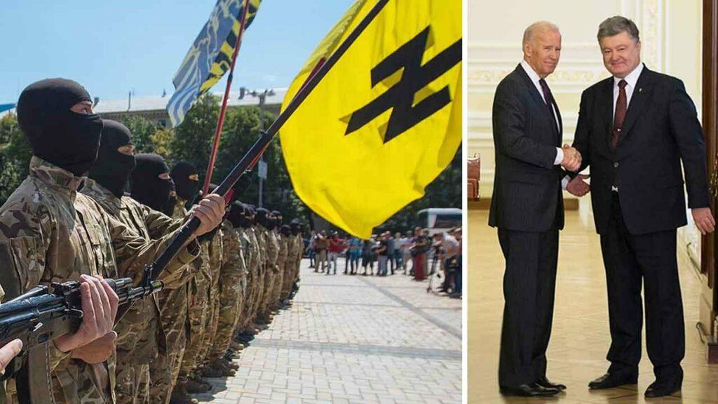 Джо Байден и Украина: коррумпированный, тупой агент британской разведки?