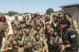Протурецкие боевики взяли Рас-аль-Айн