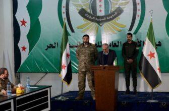 На Эрдогана работают 29 группировок под названием Сирийская национальная армия