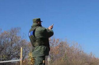 Разведение сил под Золотым началось: обе стороны запустили зеленые ракеты
