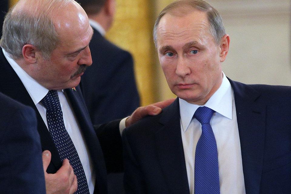 Лукашенко о Путине: Я понимаю, что воевать для сохранения Беларуси ты не можешь