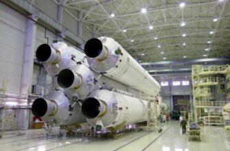 Проект носителя для космического корабля «Орел» будет готов к концу года