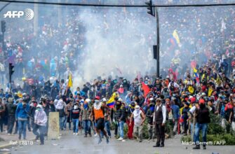 Переворот в Эквадоре