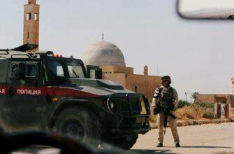 Боевики в Сирии предприняли попытку подрыва машины российской военной полиции