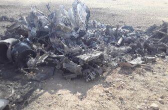 В северной Сирии сбит турецкий вертолет