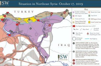 На севере Сирии вступило в силу пятидневное перемирие