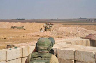 Из Сирии приходят сообщения о боях турецких и сирийских войск у Рас-эль-Айна