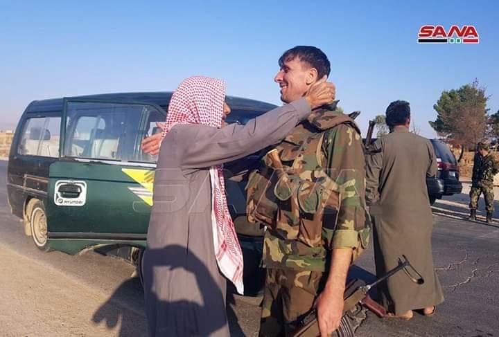 Армия Асада и курды выступили единым фронтом против протурецких боевиков