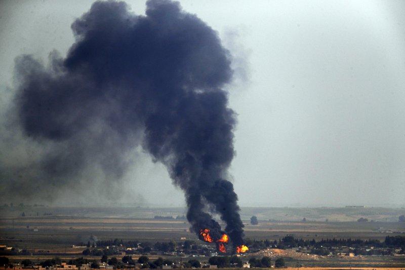 Перемирие в Сирии де-факто так и не началось