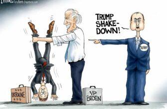 Нерассказанная история о «скандале» Трампа-Украины: рутинная коррупция внешней политики США