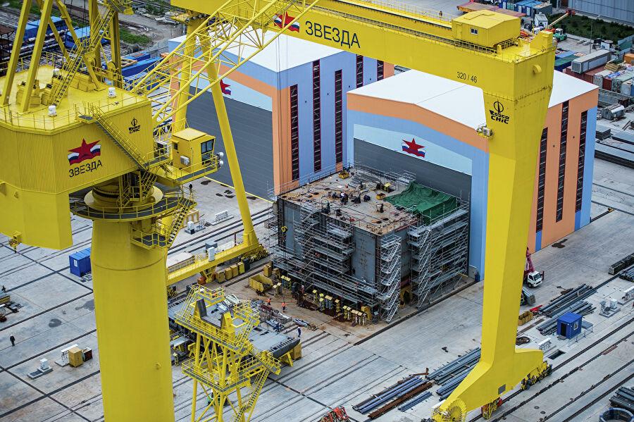 Россия приступила к масштабному обновлению гражданского флота