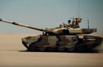 Египет меняет «Абрамсы» на российские Т-90